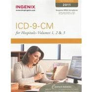 ICD-9-CM Professional for Hospitals, Volumes 1, 2, 3 - 2011