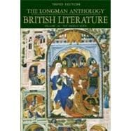 The Longman Anthology of British Literature, Volume 1A: The Middle Ages