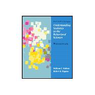 Understanding Statistics in the Behavioral Sciences Study Guide