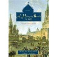 A History of Russia  Volume 1: To 1855