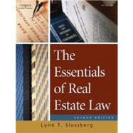 The Essentials of Real Estate Law for Paralegals