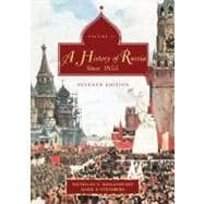 A History of Russia;  Volume 2: Since 1855