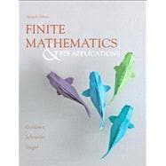 Finite Mathematics & Its Applications Plus NEW MyMathLab with Pearson eText -- Access Card Package