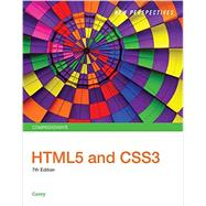 New Perspectives HTML5 and CSS3 Comprehensive