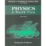 Physics : A World View, Numerical