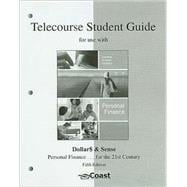 Telecourse Student Guide to accompany Personal Finance 8e