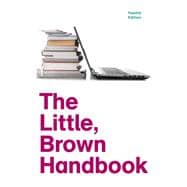 The Little Brown Handbook Plus MyWritingLab with eText -- Access Card Package