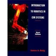 Introduction to Robotics in Cim Systems
