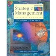 Strategic Management with PowerWeb and Case TUTOR card