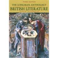 The Longman Anthology of British Literature, Volume 2B: The Victorian Age