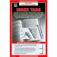 National Electrical Code Index Tabs