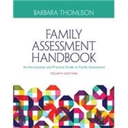 Family Assessment Handbook: An Introductory Practice Guide to Family Assessment