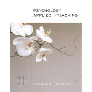 Psychology Applied to Teachings