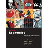 Economics With Infotrac: Private and Public Choice