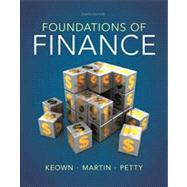 Foundations of Finance Plus NEW MyFinanceLab with Pearson eText -- Access Card Package