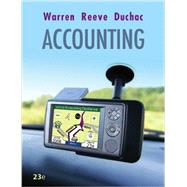 Working Papers, Chapters 14-26 for Warren/Reeve/Duchac's Accounting