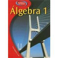 Glencoe Algebra 1, Spanish Student Edition