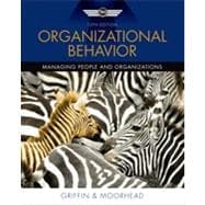 Organizational Behavior, 10th Edition
