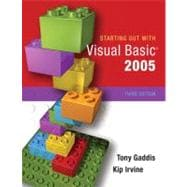 Starting Out with Visual Basic 2005