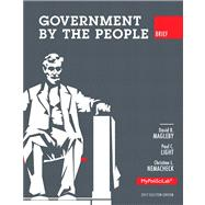 Government by the People, 2012 Brief Election Edition