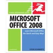 Microsoft Office 2008 for Macintosh Visual QuickStart Guide