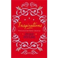 Inspirations : Selections from Classic Literature