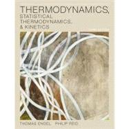 Thermodynamics, Statistical Mechanics, & Kinetics Plus MasteringChemistry with eText -- Access Card Package