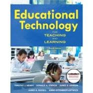 Educational Technology for Teaching and Learning (with MyEducationKit)