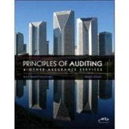 Principles of Auditing &amp; Assurance Services with ACL software CD + Connect Plus