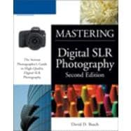 Mastering Digital Slr Photography