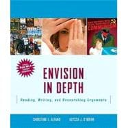 Envision In Depth: Reading, Writing and Researching Arguments, MLA Update