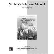 Student Solutions for Manual Basic Math Skills with Geometry
