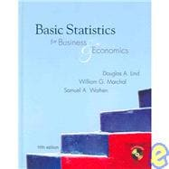 Basic Statistics For Business & Economics: Basic Statistics For Business And Economics