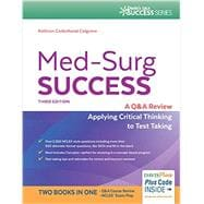 Med-Surgical Success: A Q&A Review Applying Critical Thinking to Test Taking