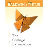 College Experience, The Plus NEW MyStudentSuccessLab  Update -- Access Card Package
