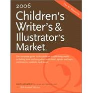 2006 Childrens Writers & Illustrators Market