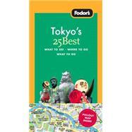 Fodor's 25 Best Tokyo