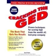 Princeton Review: Cracking the GED, 2000 Edition
