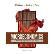Microeconomics Principles, Applications, and Tools Plus MyEconLab with Pearson eText (1-semester access) -- Access Card Package