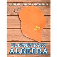 Elementary Algebra Plus MyMathLab  -- Access Card Package