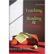 Teaching Content Reading and Writing, 5th Edition 9780470084045R