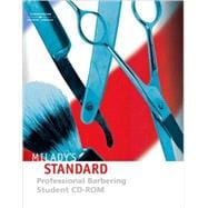 Student CD-ROM for Milady's Standard Professional Barbering