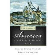 America Vols. 1 & 2 : A Narrative History