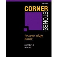 Cornerstones for Career College Success Plus NEW MyStudentSuccessLab  Update -- Access Card Package