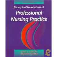 Conceptual Foundations: The Bridge to Professional Nursing Practice