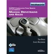 Manual Drivetrains and Axles : NATEF Correlated Task Sheets