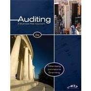 Auditing: A Business Risk Approach, 8th Edition