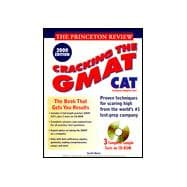 Princeton Review: Cracking the GMAT CAT with Sample Tests on CD-ROM, 2000 Edition
