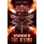 The Rising A Department 19 Novel
