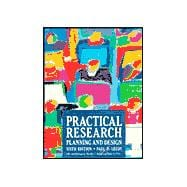 Practical Research : Planning and Designing